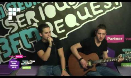 3FM Serious Request – Joep & Kay – Media Café
